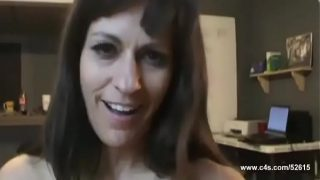 Mom gets a babe from her step son